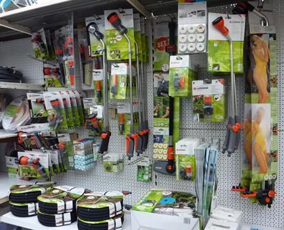 C t jardin arrosage arrosage accessoires for Accessoires arrosage jardin
